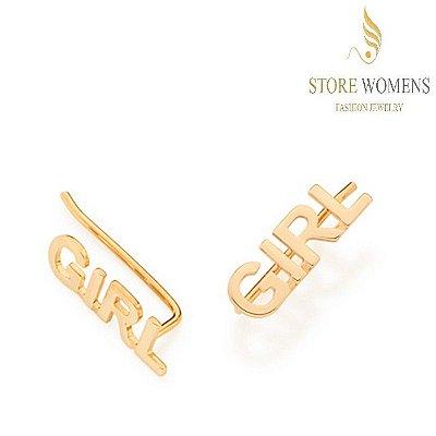 ROMMANEL 526010 121678 BRINCO EAR CUFF GRAMPO GIRL (MENINA)
