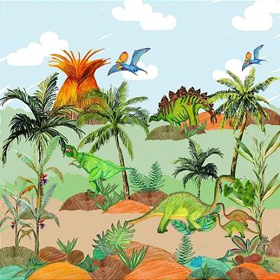 Adesivo Dinossauro