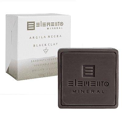 Sabonete Argila Negra 100g
