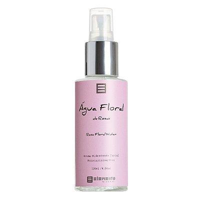 Água Floral de Rosas - Bruma Hidratante Facial 120ml