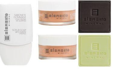 Promo Kit Mineral Face Care e sabonetes