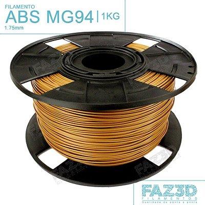 Filamento ABS MG94 (Premium) 1.75mm Caramelo - 1Kg