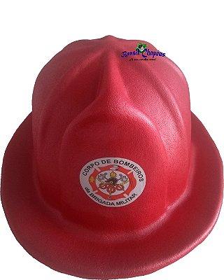 Chapéus Bombeiro de E.v.a - Adulto - Fabricação Própria