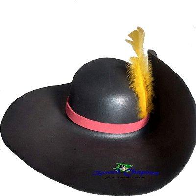 Chapéu Mosqueteiro de E.v.a - Fabricação Própria