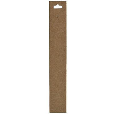Cartela Tag Para Pulseira 3,5 X 23 Cm - C39 Kraft