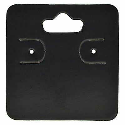 Cartela Para Brincos 4 x 4,2 cm - C2 Preta