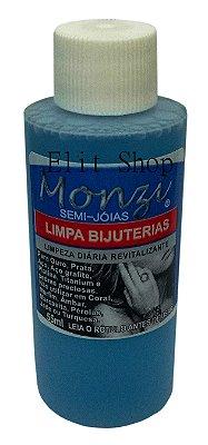 Limpa Bijuterias - Semi-Jóias Monzi - 55 ML