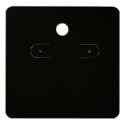 Cartela Para Brincos 6 x 6 cm - C44 Preta
