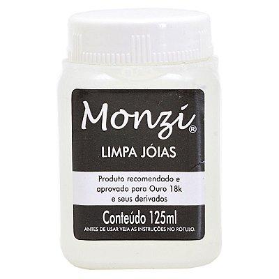 Limpa Joias Monzi 125ml