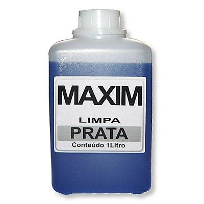 Limpa Prata Maxim de 1 Litro