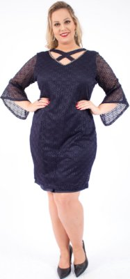 VESTIDO PLUS SIZE PARTY