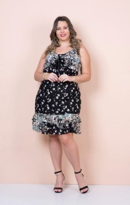 CONJUNTO PLUS SIZE LOVE SUMMER