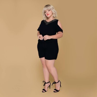 MACAQUINHO PLUS SIZE SUMMER FASHION