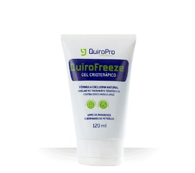 Quirofreeze - Gel Crioterápico 120ml