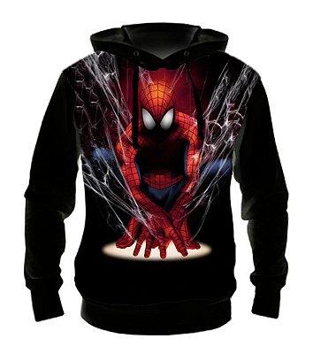 MARVEL - Spiderman Homem Aranha - Casaco de Moletom Desenhos