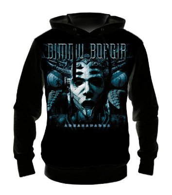 DIMMU BORGIR - Casaco de Moletom Rock Metal