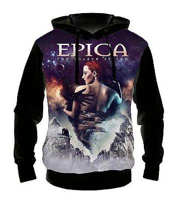 EPICA - Solace System - Casaco de Moletom Rock Metal