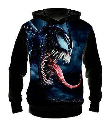 MARVEL - Venom Face - Casaco de Moletom Cinema