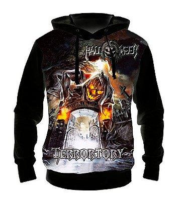 HELLOWEEN - Territory - Casaco de Moletom Rock Metal