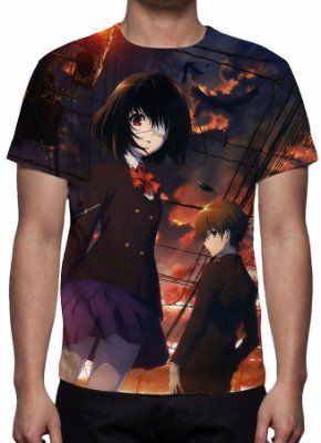 ANOTHER - Camiseta de Animes