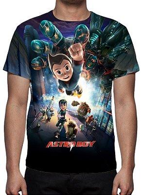 ASTROBOY - Camiseta de Animes