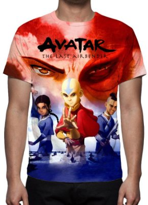 AVATAR - Camiseta de Animes