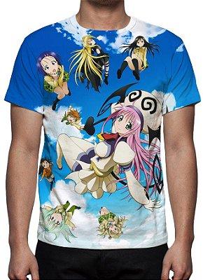 TO LOVE RU - Camisetas de Animes