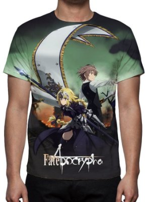 FATE APOCRYPHA - Camisetas de Animes