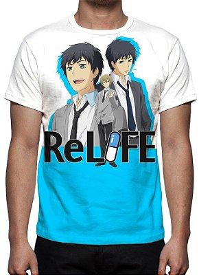 REAL LIFE - Camisetas de Animes