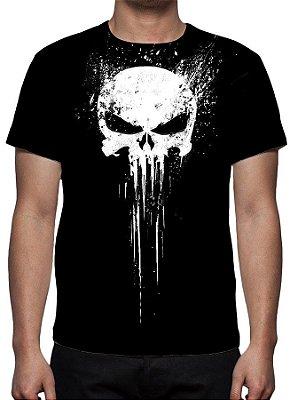 UNIFORMES - O Justiceiro Punisher - Camisetas Variadas