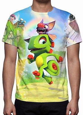YOOKA LAYLEE - Camisetas de Games