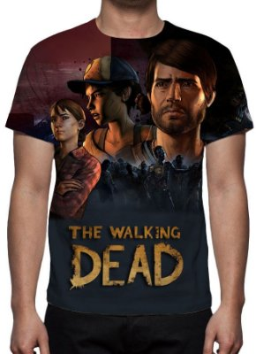 WALKING DEAD, THE - A New Frontier - Camisetas de Games