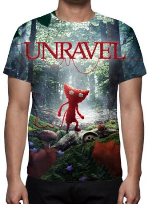 UNRAVEL - Camisetas de Games