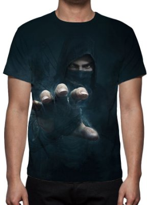 THIEF - Camisetas de Games