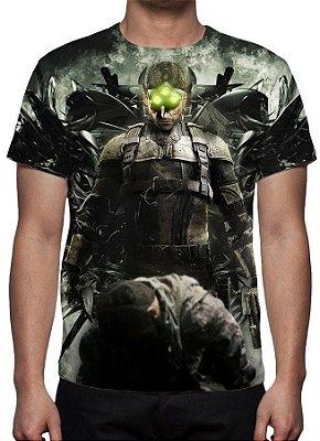 SPLINTER CELL - Black List - Camisetas de Games