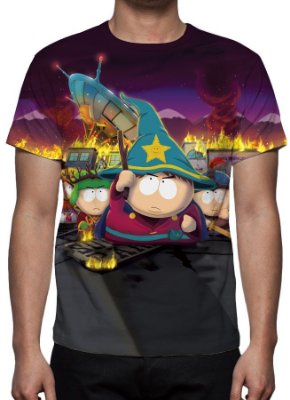 SOUTH PARK - The Stick of Truth - Camisetas de Games