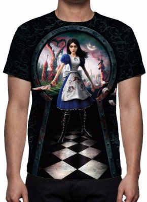 ALICE MADNESS - Returns - Camiseta de Games