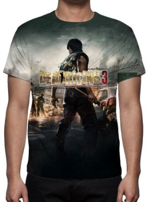 DEAD RISING 3 - Camiseta de Games