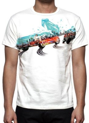 BURNOUT - Paradise - Camiseta de Games