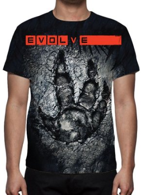 EVOLVE - Camiseta de Games