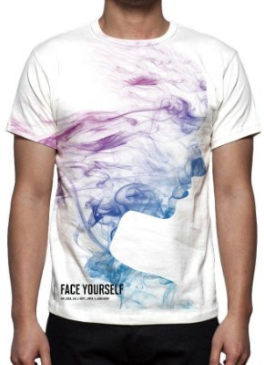 BTS - Face Yourself - Camiseta de kpop