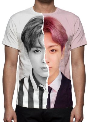BTS Bantang Boys - Love Yourself Jung Kook - Camiseta de KPOP