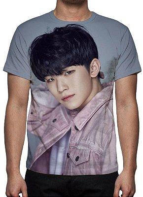 SEVENTEEN - Woozi - Camiseta de KPOP