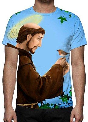 RELIGIOSOS - São Francisco - Camiseta Variada