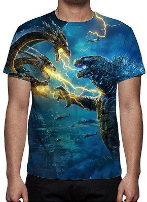 GODZILLA 2 - Modelo 2 - Camiseta dde Cinema