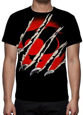 THUNDERCATS - Logo Cortada - Camiseta de Desenhos