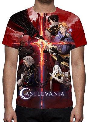 CASTLEVANIA - Netflix 2º Temporada - Camiseta de Animes
