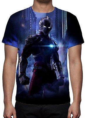ULTRAMAN - Netflix Modelo 2 - Camiseta de Animes