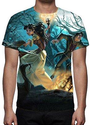HEARTHSTONE - Bosque das Bruxas - Camisetas de Games