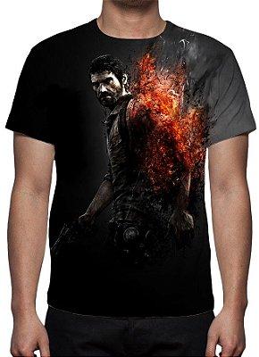 Last of Us, The - Modelo 4 - Camiseta de Games
